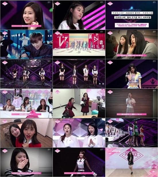 (TV-Variety)(720p+1080i) PRODUCE48 ep00 ep01 180615
