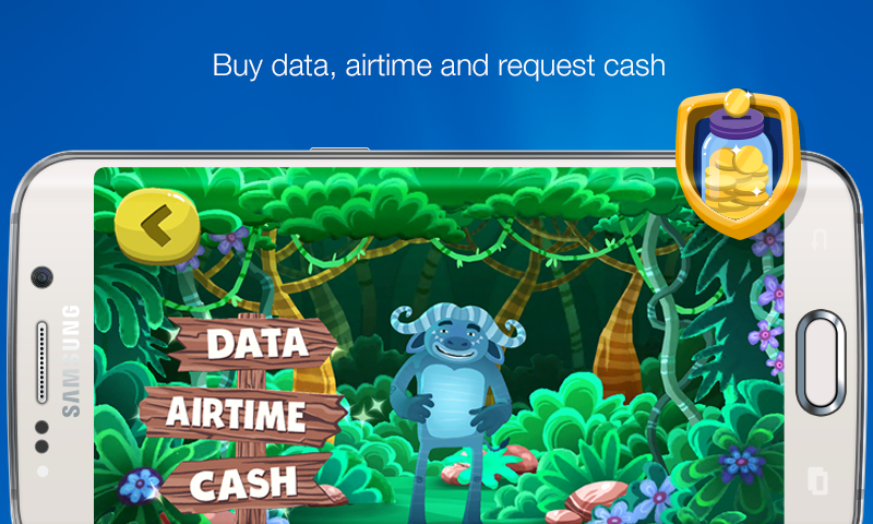 Standard Bank Kidz Banking- screenshot