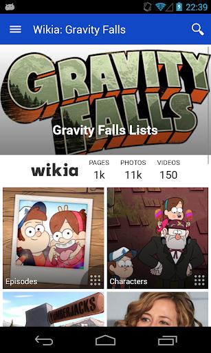 Wikia: Gravity Falls