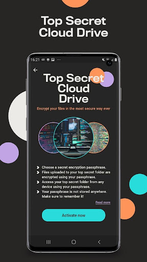 Degoo Cloud Storage 1.57.44.200729 screenshots 7