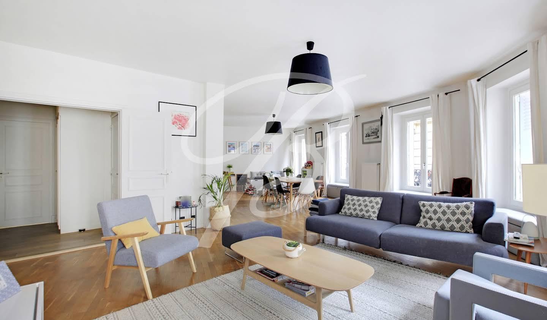 Appartement contemporain Paris 17ème