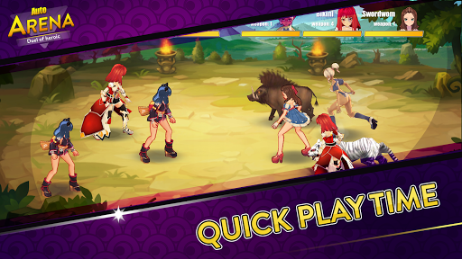 Auto Arena - Duel of heroic screenshot 5