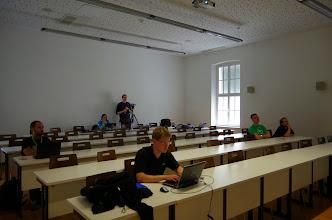 Photo: Developing for SailfishOS, Michal Hrušecký