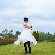 Wedding photographer Elvira Lukashevich (teshelvira). Photo of 15.06.2017