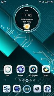 V Launcher- 3D Parallax Theme, HD wallpaper Screenshot