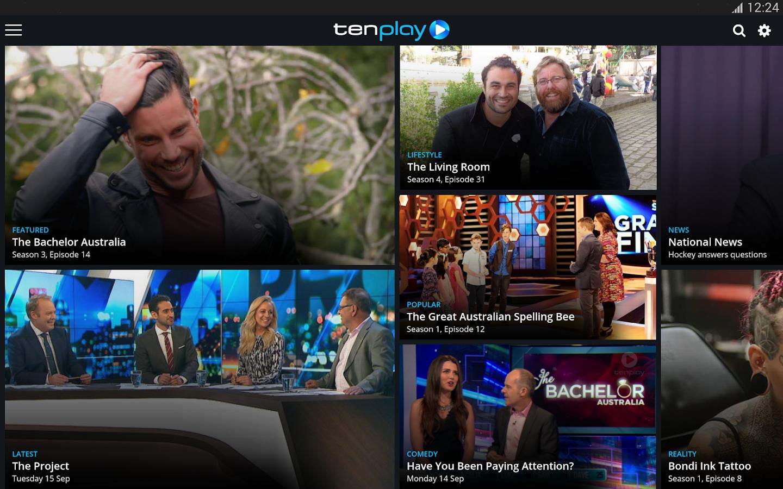 TENplay- screenshot