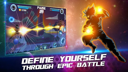 Shadow Battle Warriors Mod Apk (Unlimited Gold + Diamonds) 2