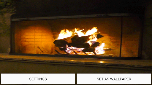 download fireplace sound live wallpaper for pc