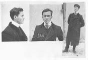 Photo: Синегуб Лев Сергеевич. Один из семи повешенных 17 февраля 1908 года.