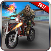 Stunt Bike Attack Race