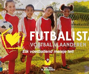 """Nieuw merk zet elk voetballend meisje centraal: """"Ervan overtuigd dat voetballende meisjes zich hiermee kunnen identificeren"""""""