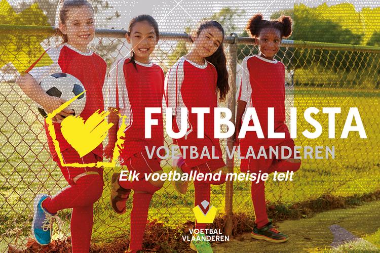 Voetbal Vlaanderen wil nog meer meisjes weg naar voetbalveld helpen vinden