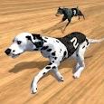 Sprint Dog Racing : Wild Dog Adventure Race Tracks