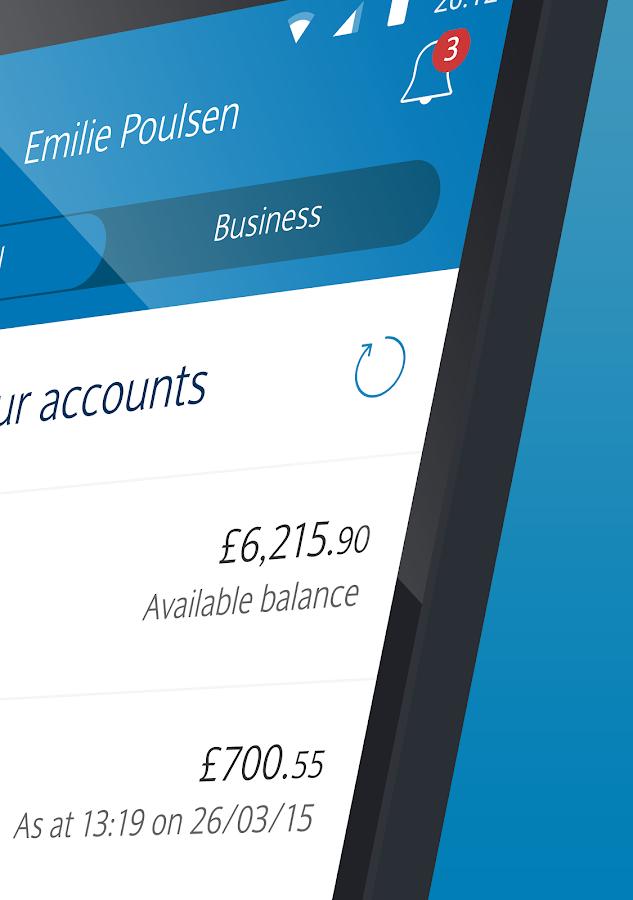 barclays mobile banking register