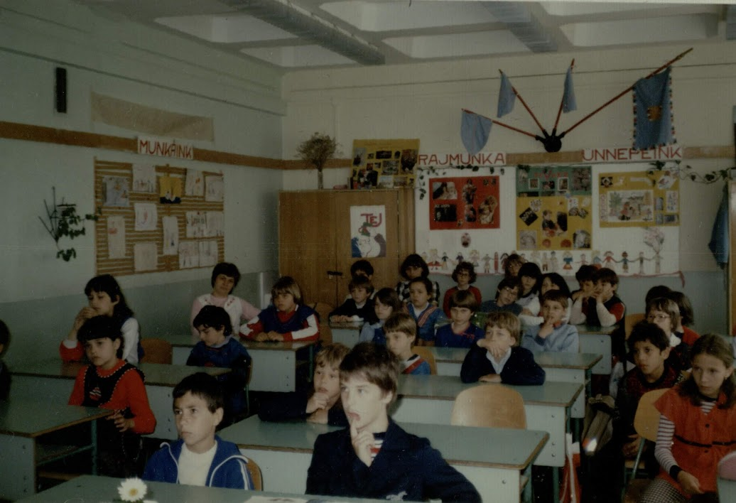 Abonyi úti Általános Iskola 1990