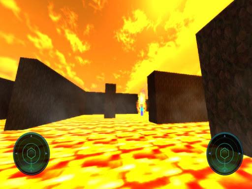Herobrine`s Maze 3