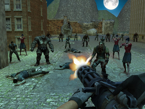 Zombie Battlefield Shooter 1.3 screenshots 7