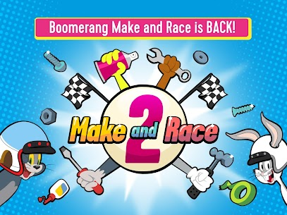 Boomerang Make and Race 2 Mod Apk (Unlimited Money) 9
