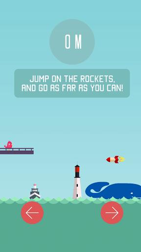 Sea Fort Rocket Adventure