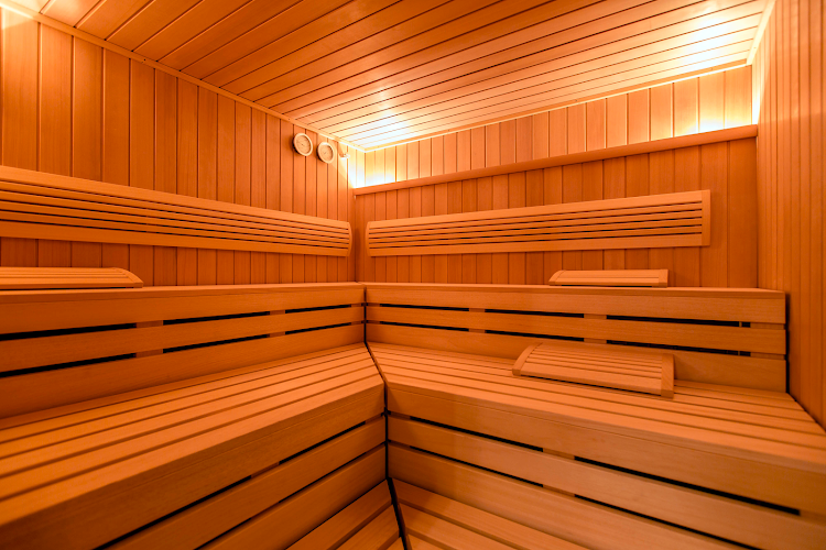 Sauna at Hotel TWENTY EIGHT