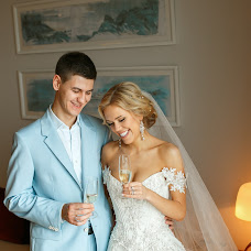Wedding photographer Semen Kosmachev (kosmachev). Photo of 22.11.2017