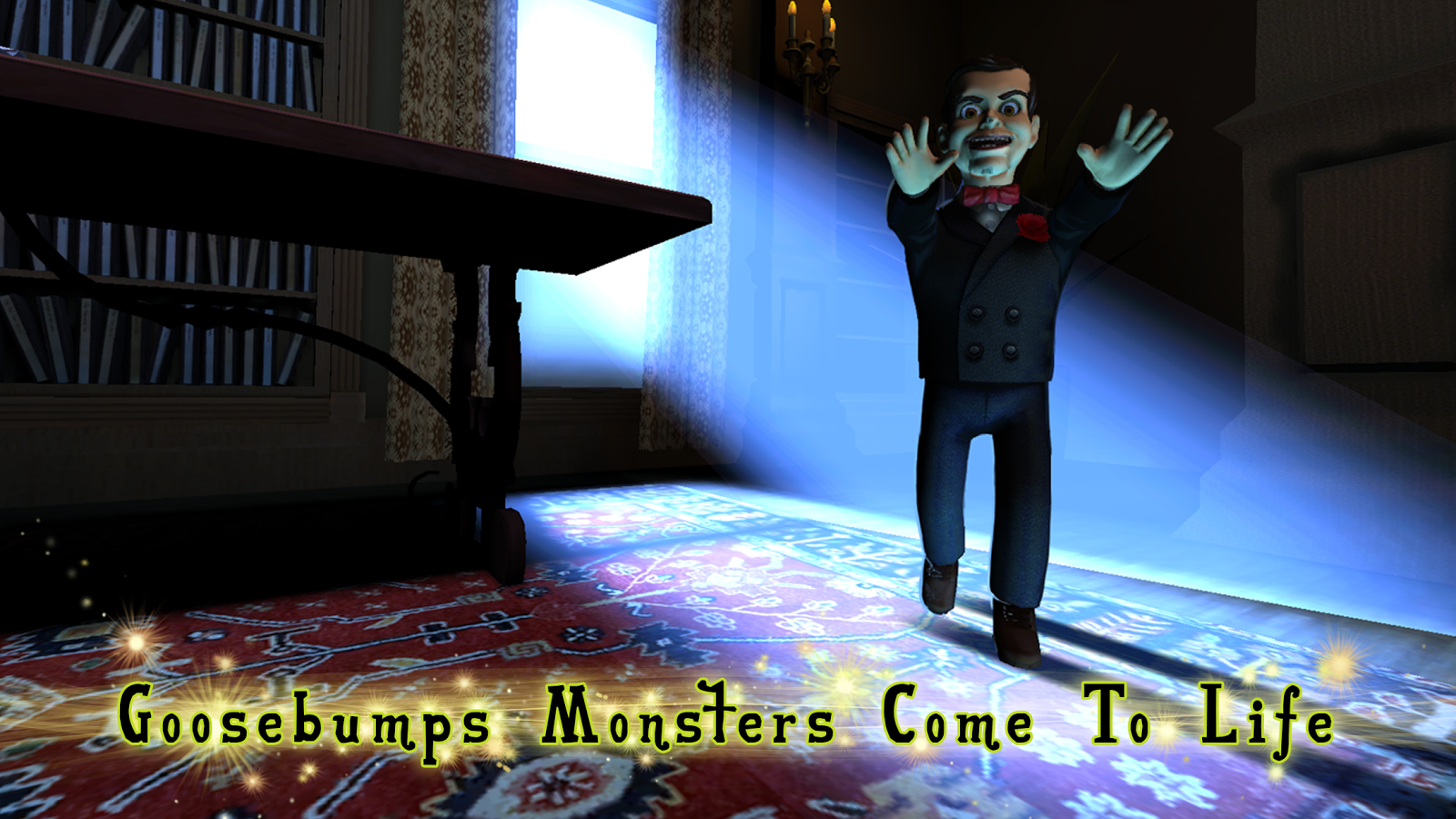 Goosebumps Night of Scares.- screenshot
