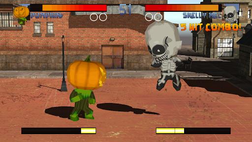 Halloween Cartoon Fighters