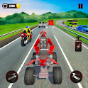 ATV Racing: Quad Bike Shooting Game icon