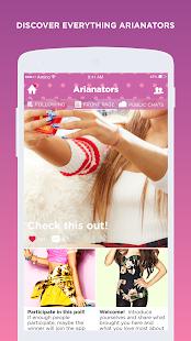Arianators Amino for Ariana Grande - náhled