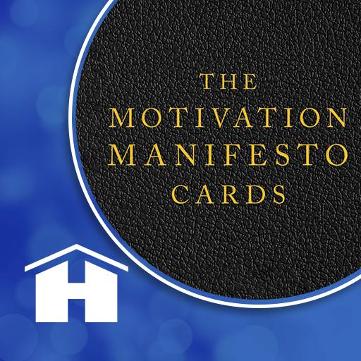 Icon for The Motivation Manifesto Cards: A 60-Card Deck