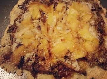 Grown Up Hawaiian Pizza