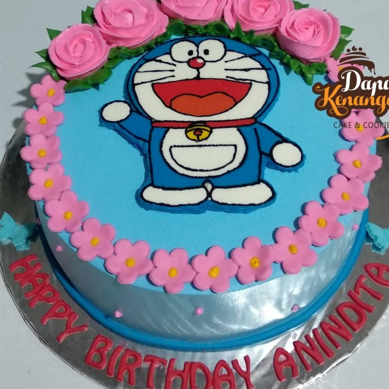 Kue Ulang Tahun Dapur Kenanga Cake Cookies Cikarang Toko