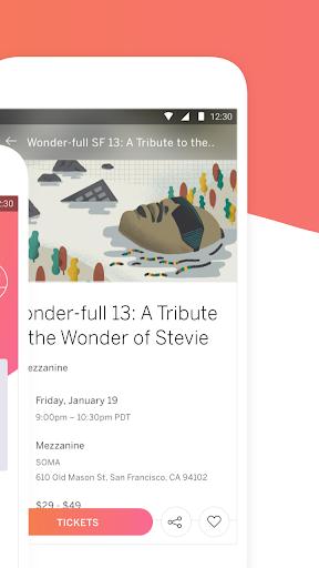 Eventbrite - Discover popular events & nearby fun Screenshot