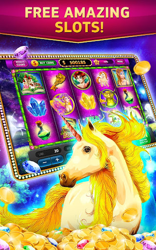 Slots Magic Unicorn