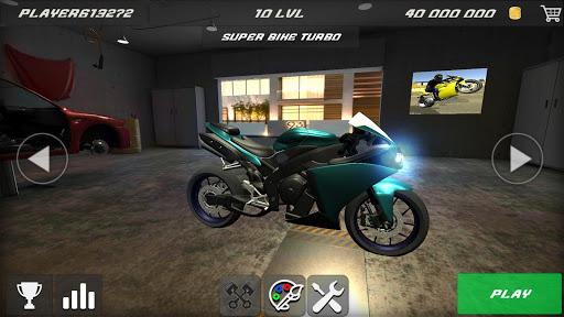 Wheelie Rider 3D - Traffic rider wheelies rider 1.0 screenshots 14
