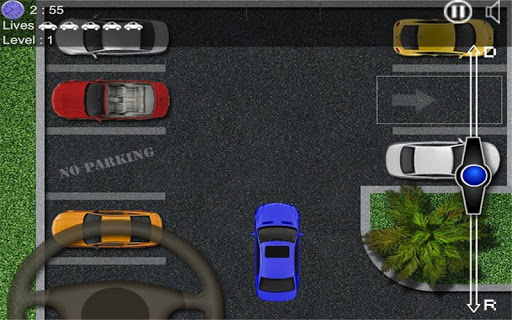 Parking - funny classic game|玩體育競技App免費|玩APPs