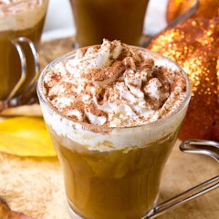 Sugar Free Pumpkin Spice Latte.