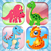 Pair matching games - 2 year old games free boys icon