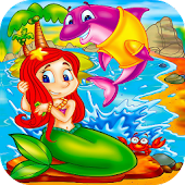 Preschool Games: Mermaid World