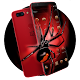 Red Poisonous Spider Theme Download on Windows