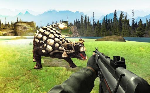 Télécharger Code Triche Dinosaur Hunter Sniper Safari Animals Hunt MOD APK 2