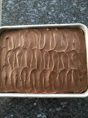 BEST CHOCOLATE ZUCCHINI CAKE EVER