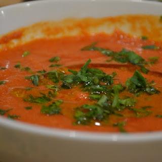 Creamy Tomato Soup.
