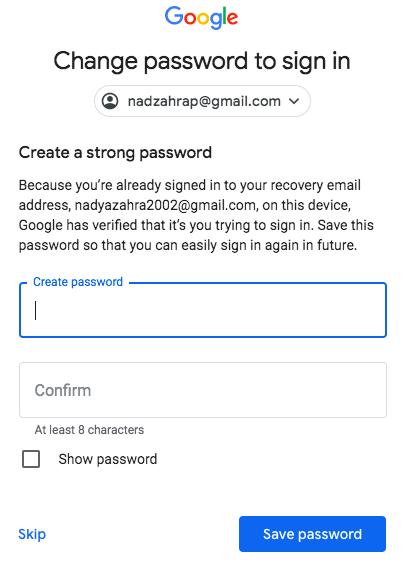 Lupa Password Gmail? Ikuti Langkah-Langkah Ini! - 2021