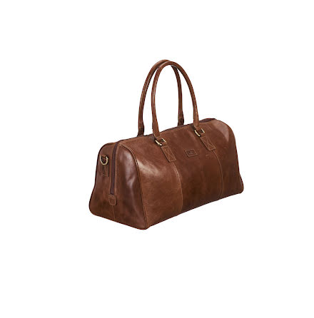 LEATHER LINE TRAVELBAG