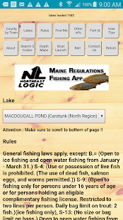Fish Maine- screenshot thumbnail