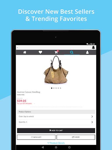 OpenSky Shopping screenshot 7