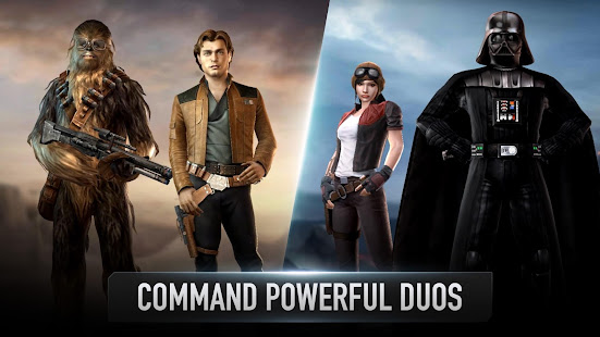 Game Star Wars™: Force Arena APK for Windows Phone