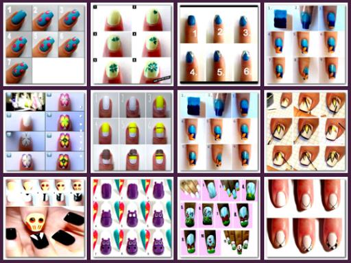 1000+ Nail Art Designs Step by Step 1.0 screenshots 2