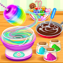 Sweet Candy Maker Chef icon